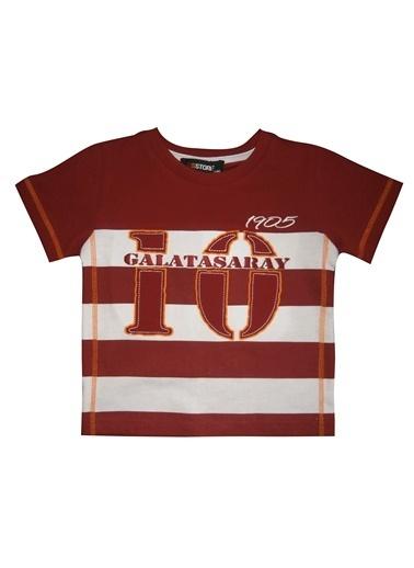 Galatasaray Tişört Kırmızı